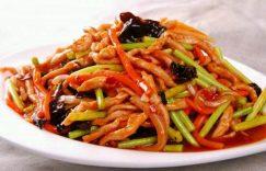 """川味""""鱼香肉丝""""经典川菜做法?"""