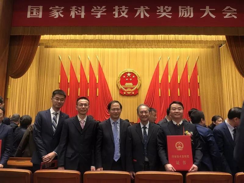 西工大8项成果荣获2019年度国家科学技术奖励