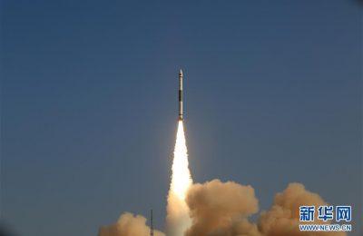 我国发射首颗通信能力达10Gbps低轨宽带通信卫星