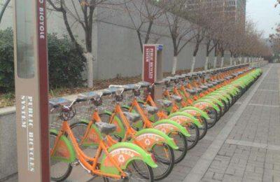 西安公共自行车网点复工延期到2月17日