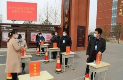 海南高三4月3日前开学演练 外籍师生开学前不返校