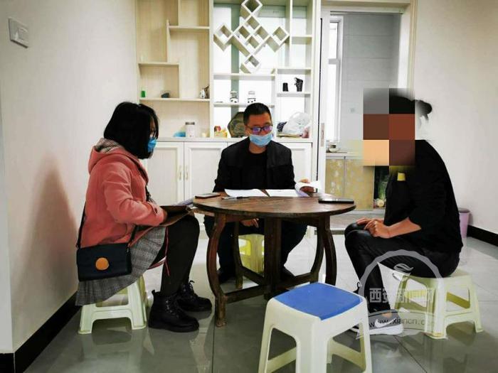 """女子遭家暴 汉滨区法院发出今年第十份""""人身安全保护令"""""""