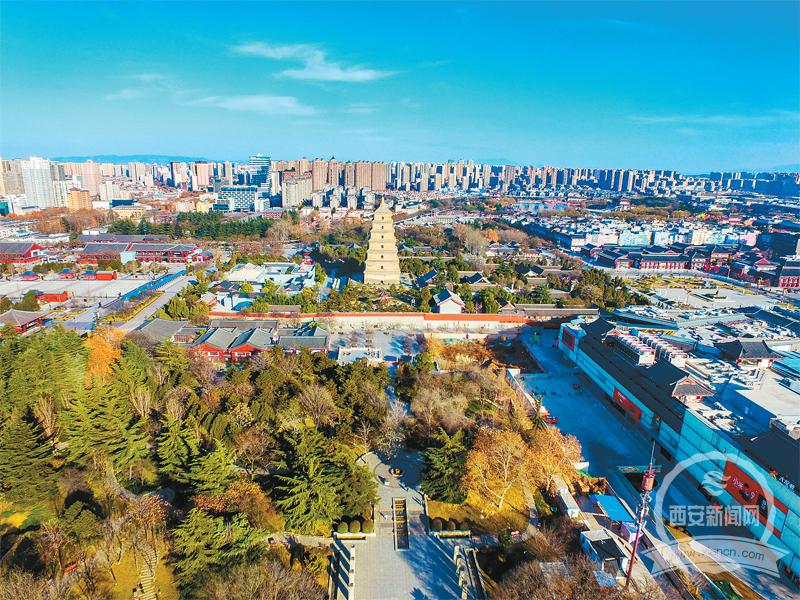 天蓝水清山更绿 西安亮出生态环境成绩单