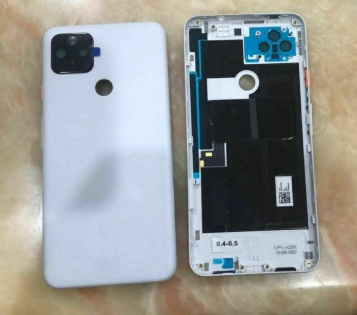 谷歌Pixel 4 XL依然存在?有人eBay出售电池后盖
