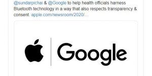苹果谷歌确认Android和iOS可互通:追踪新冠患者