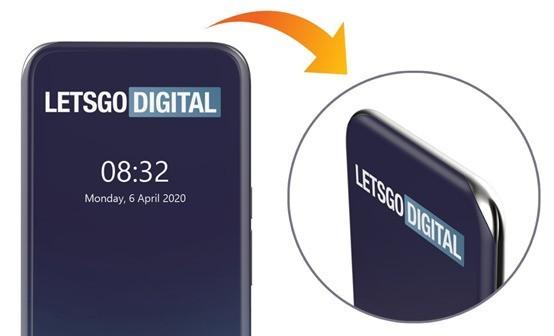 三星手机新的外观专利曝光:曲率更大的四曲面屏幕