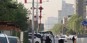 西安牡丹苑西门附近有变态男出没 警方正在调查中