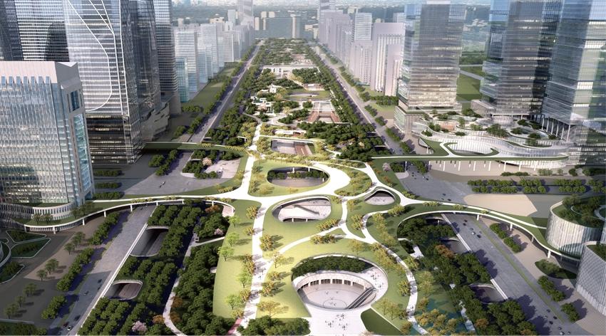 最新!西安幸福林带工程进展首次曝光