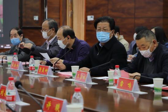 """西北师大外国语学院开展""""课程思政""""在线教学竞赛"""
