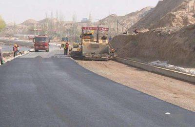 白银至青城旅游公路改建工程6月份完工