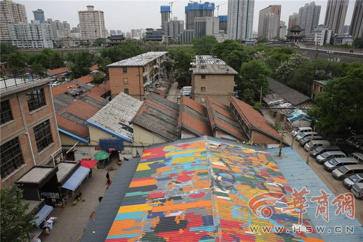 """建国门菜市场将改造成为""""老菜场""""市井文化街区"""