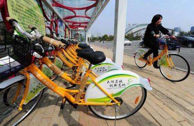 好消息!清明期间西安公共自行车免费骑