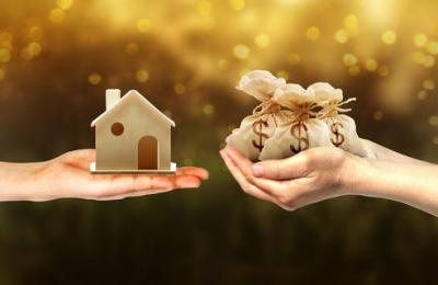 房屋抵押贷款能贷多少钱哪几点说了算