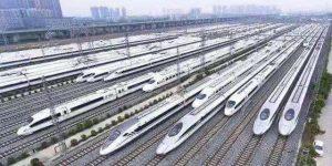 4月10日起西安北车站开行旅客列车总数达265对