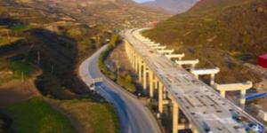 只为通途越南北—渭武高速公路施工现场见闻