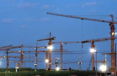 房建和市政基础设施工程开复工率85.06%