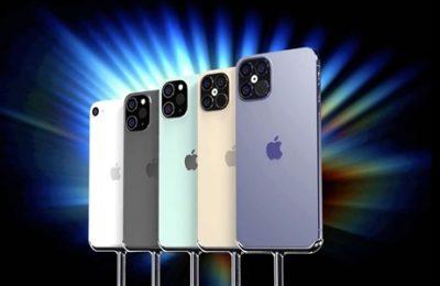 iOS 14曝光iPhone 12 Pro外形设计图:三摄+雷达