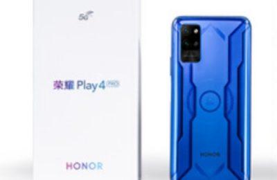 荣耀Play4 Pro包装盒曝光:麒麟990芯片售价3000元左右