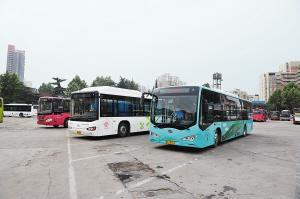 受道路和地铁施工影响 部分公交线路站点临时调整