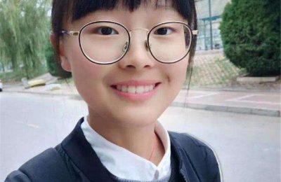 兰大女学子张昕玥获ACCA单科全球状元