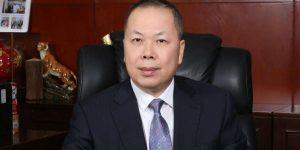 中国铁建集团董事长陈奋健意外坠楼身亡