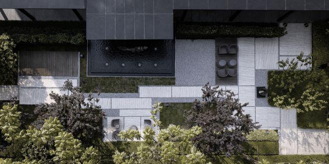西安 正荣·紫阙峯著—为质感改善而来,二环城央静谧低密住区