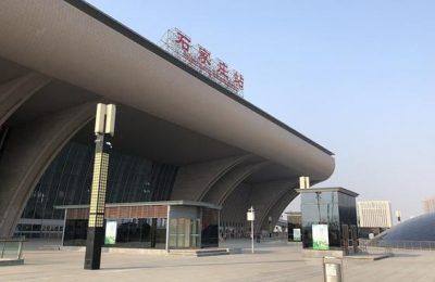 石家庄火车站关闭,所有乘客一律暂停进站乘车