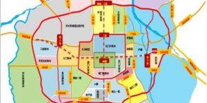 西安浐灞六宗地块挂牌出让 总面积约23.29万平方米