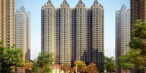 2021年1月西安市取得了23个盘4257套新房预售证
