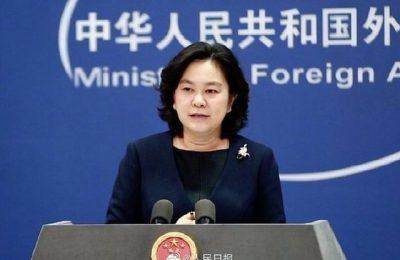 中国人对H&M的愤怒似乎有所消退,华春莹回应