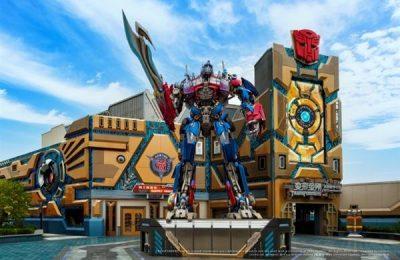 北京环球影城初体验!比迪士尼还贵的超级乐园